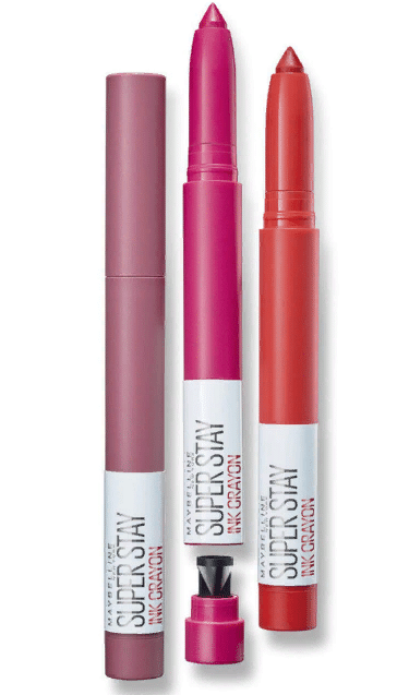 Maybelline Помада-карандаш для губ Superstay Ink Crayon матовая