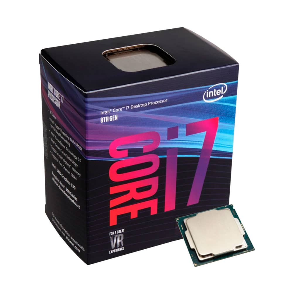 Актуальный Intel Core i7 Coffee Lake