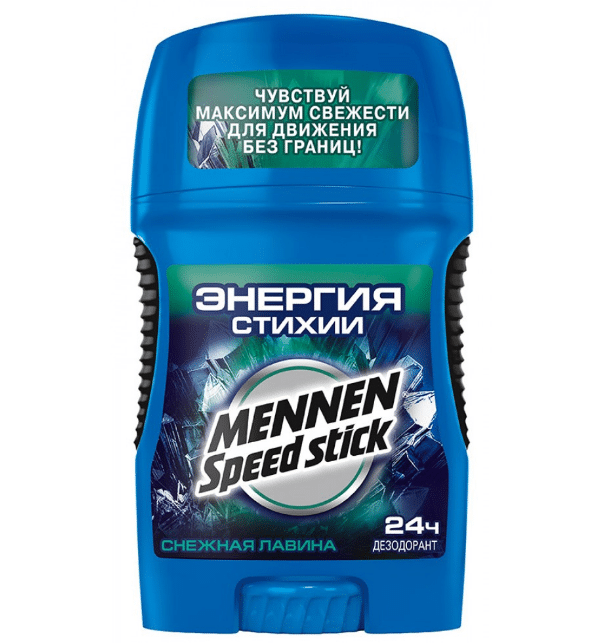 Mennen Speed Stick Энергия стихии. Снежная лавина