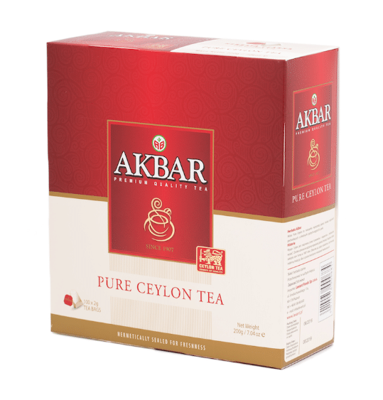 Akbar Pure ceylon tea