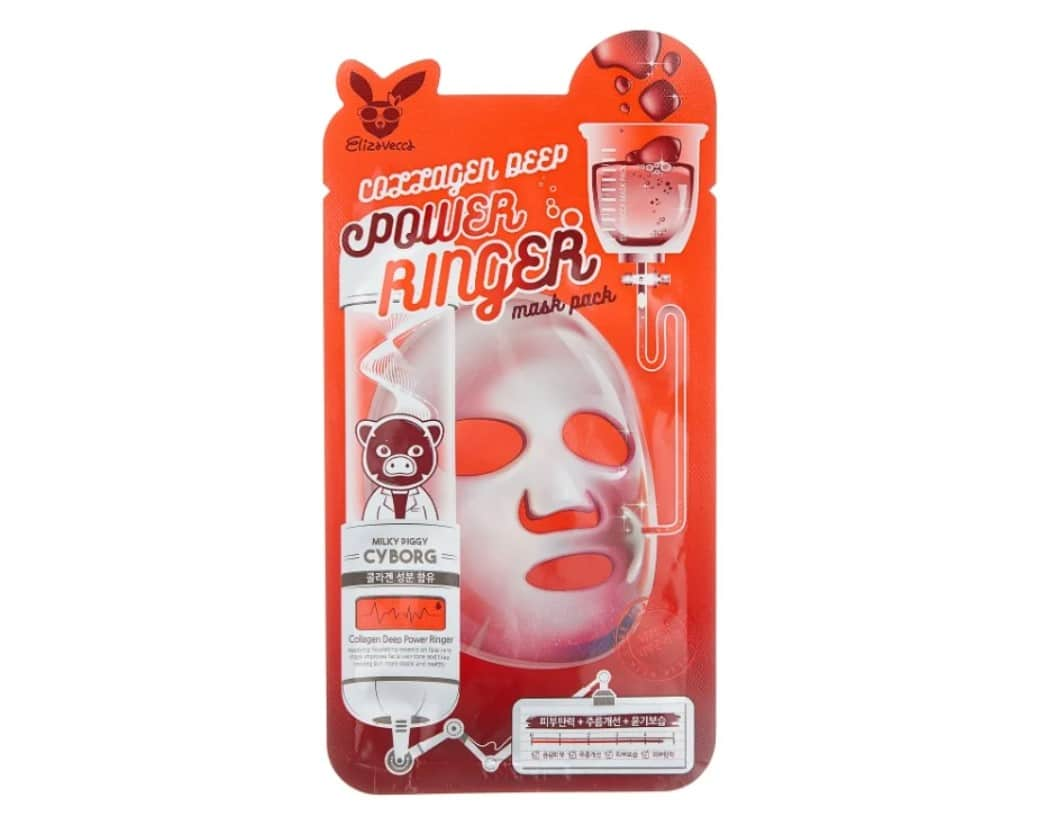 Сравнение Elizavecca Deep Power Ringer Mask Pack с конкурентами